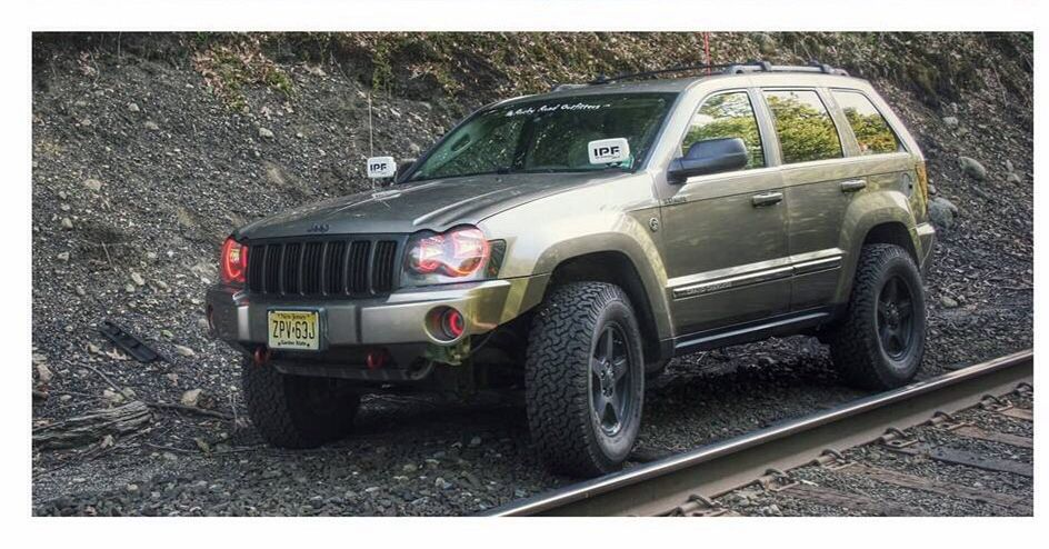 Jeep WK