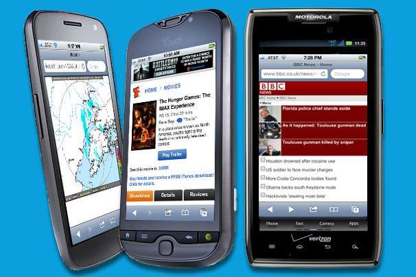 Best Mobile Sites
