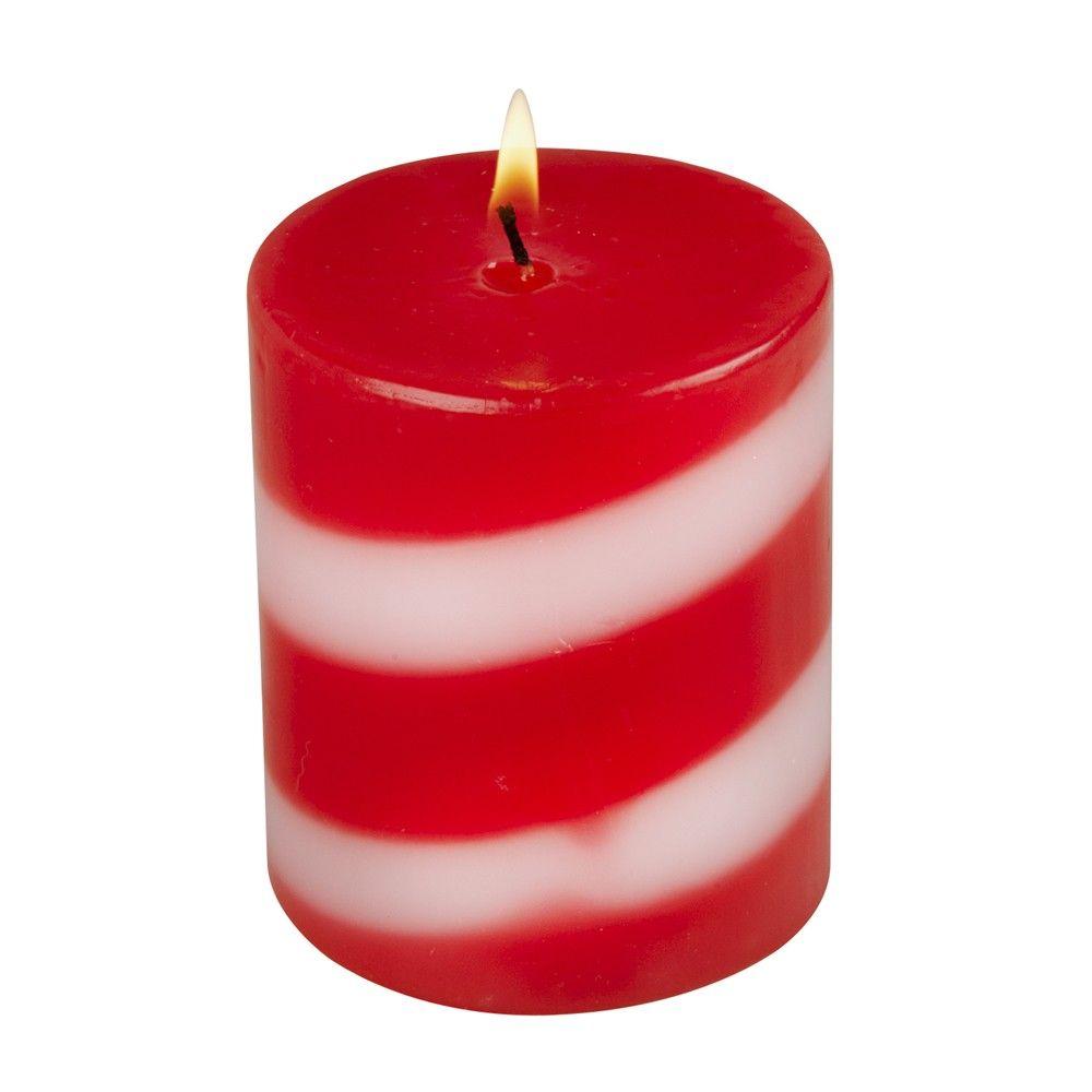 Candy Cane Candle #tenthousandvillages