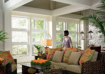 Simonton Profinish Brickmould 600 Casement Windows Windows Doors Home Decor