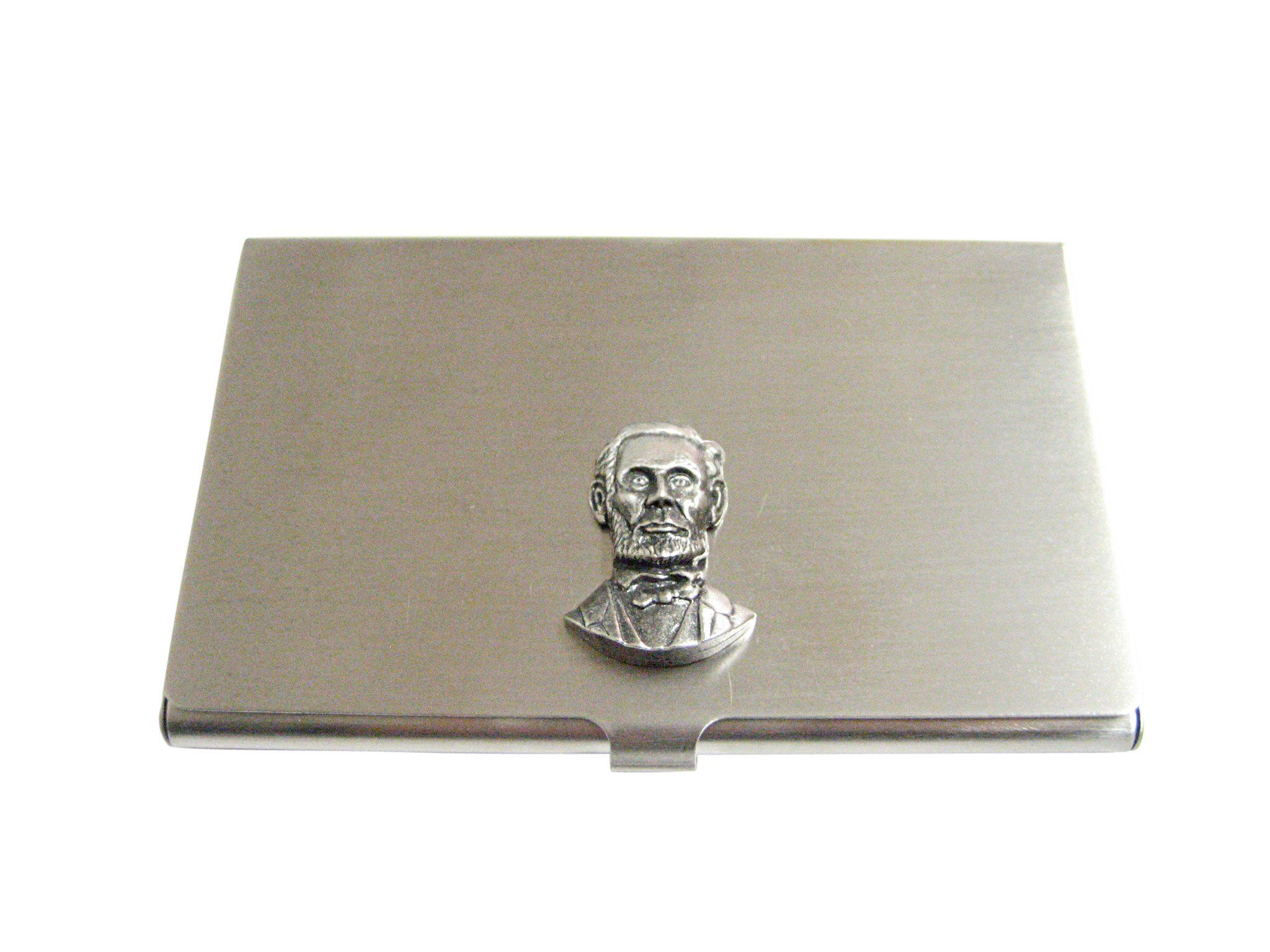 Abraham Lincoln Business Card Holder | Business card holders ...