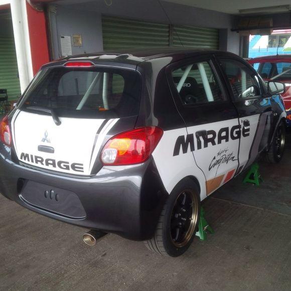 Hasil Bagus Kualifikasi Itcc 1200 Balap Issom Untuk Mirage Event Update Racing 4 Autonews 4w Motorsport News Motorsport Pembalap
