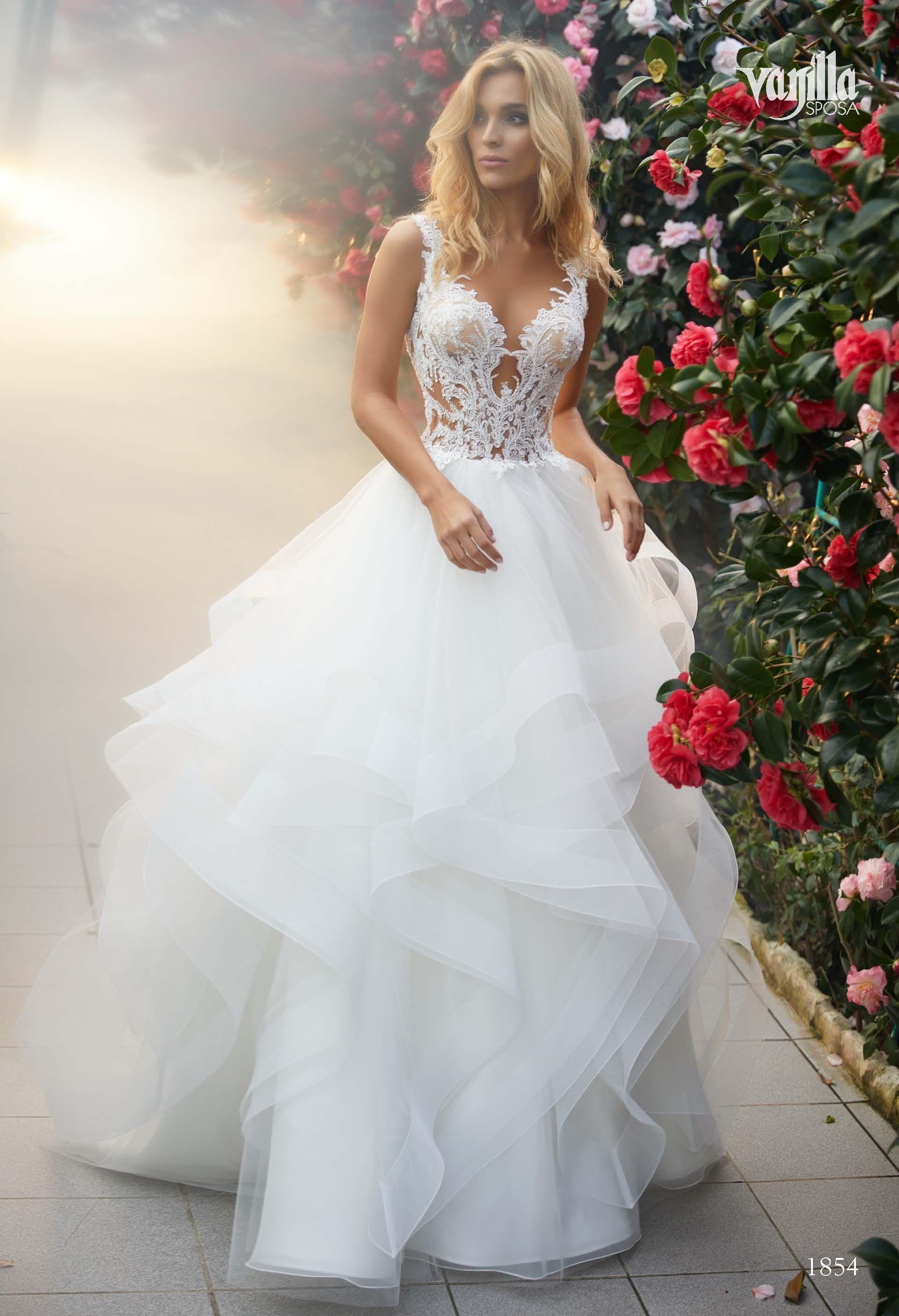 www.sposabella.com.pl vanilla-sposa-2018 | Wedding Looks | Pinterest ...