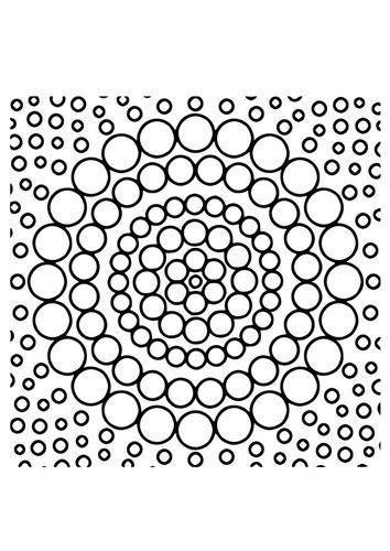Coloring Page Mandala19 Mandala Coloring Pages Mandala Coloring