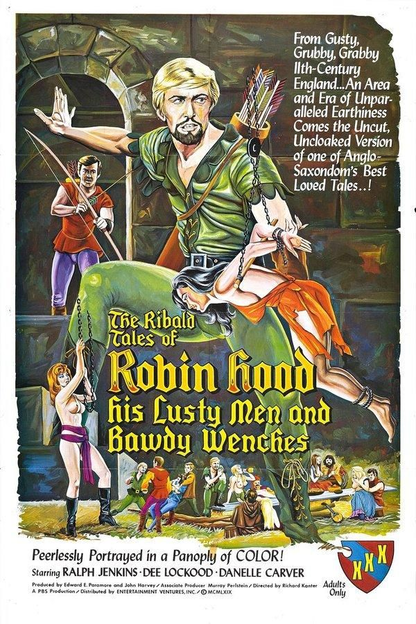 Download The Erotic Adventures of Robin Hood Full-Movie Free