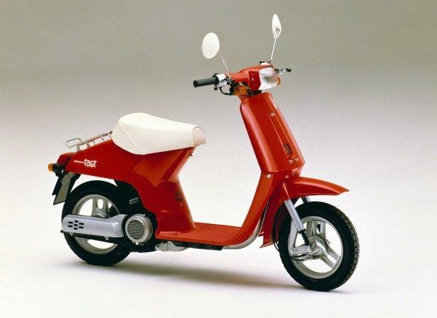 honda tact vespa and vintage scooters pinterest honda rh pinterest com honda tact 50cc manual honda tact 50cc manual