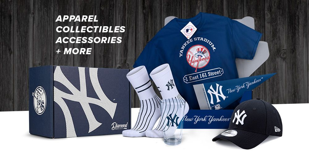 Loot Crate New York Yankees Diamond Crate New York Yankees Yankees Sports