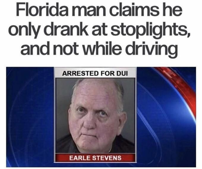 JUST A SMALL 'FLORIDA MAN' DUMP | Chaostrophic