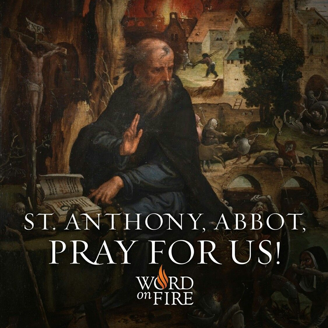 ~St. Anthony the Abbot
