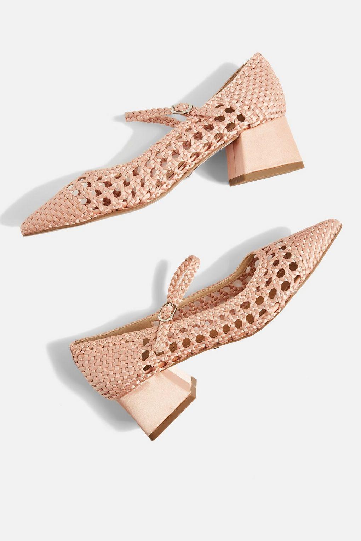 Jenna Chaussure ShoesPinterest Et Janes Woven Mary Plat UzMqSVp