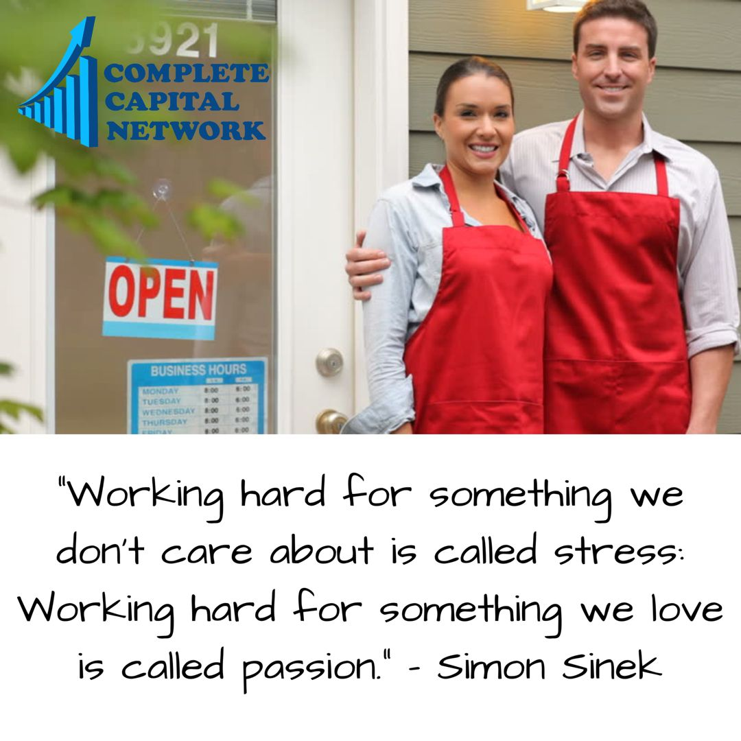 Pin by complete capital network on small business owners