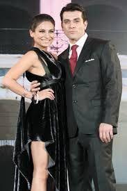 Jorge Salinas Y Ana Brenda