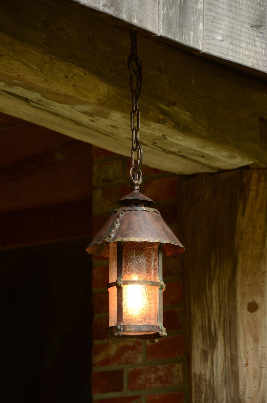 Suspension D Exterieur A Chapeau Conique Fabrique Par Les Forges Robers En Allemagne Ref 19010024 Lanternes Anciennes Suspension Exterieure Lanternes Exterieures