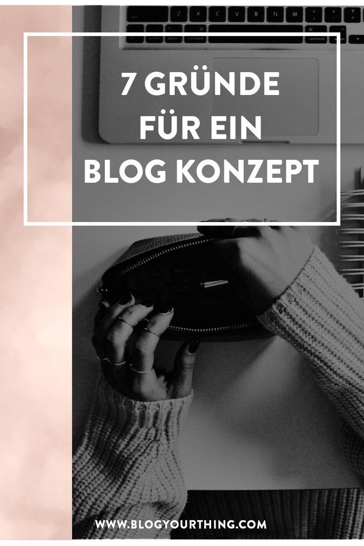 So wichtig ist ein Blog Konzept für einen erfolgreichen ...
