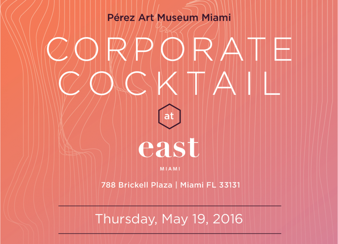 save the date corporate event