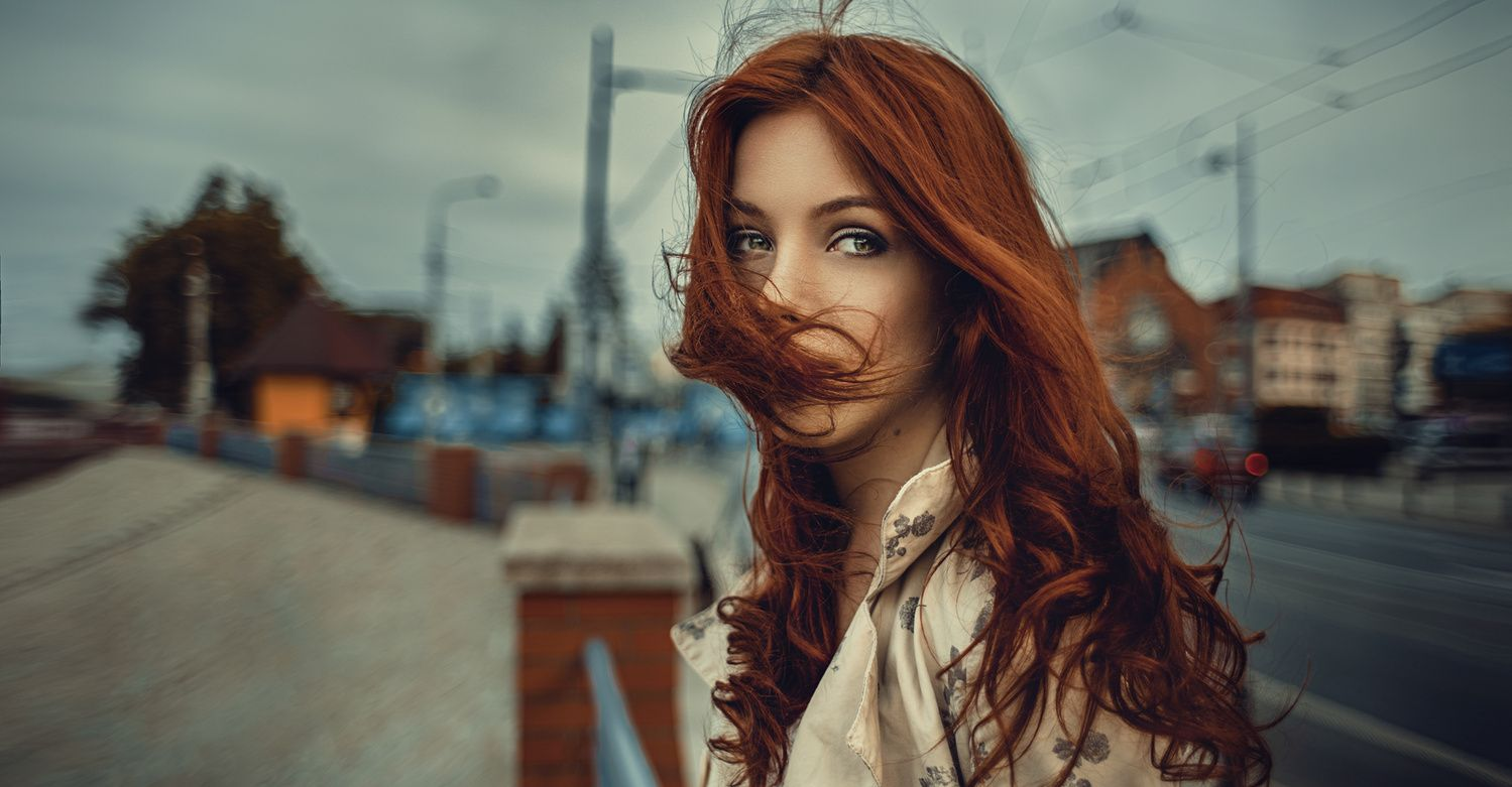 ginger girl - damian piórko on | ginger girls and photography