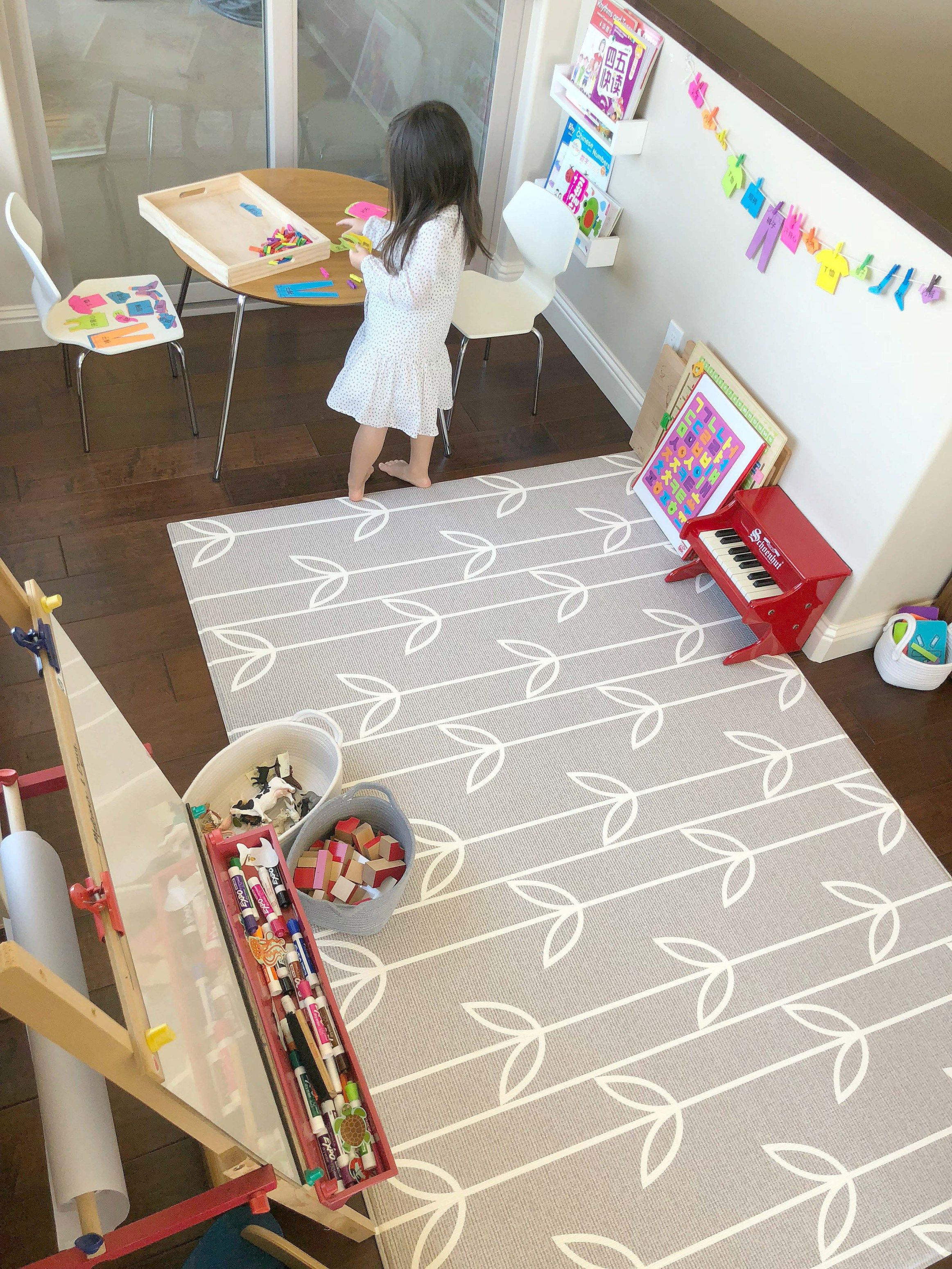 Happy Learning Space By Betty From Chalk Academy Learning Spaces Playroom Creative Kids
