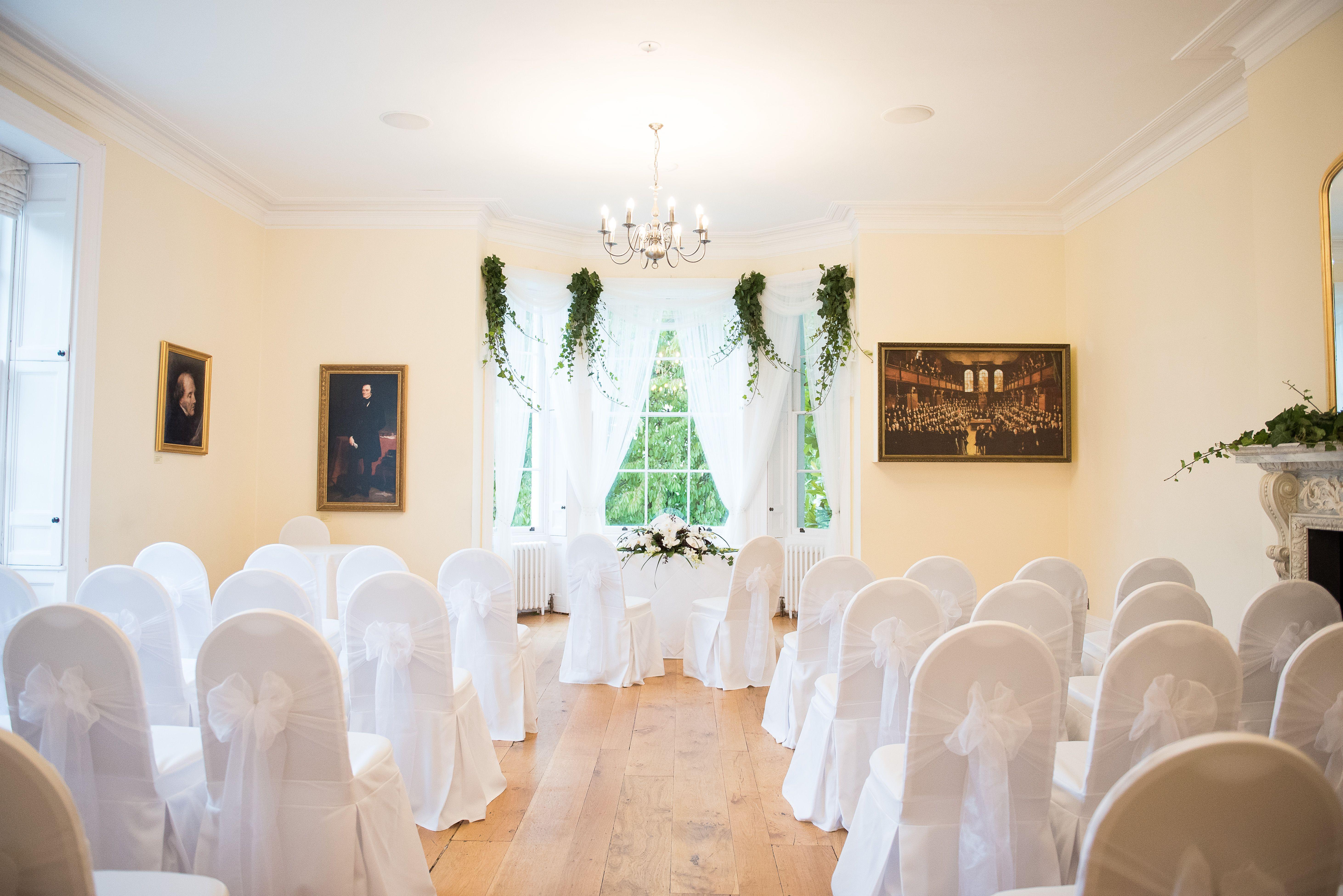 Pembroke Lodge Richmond Park London Wedding Venue Http