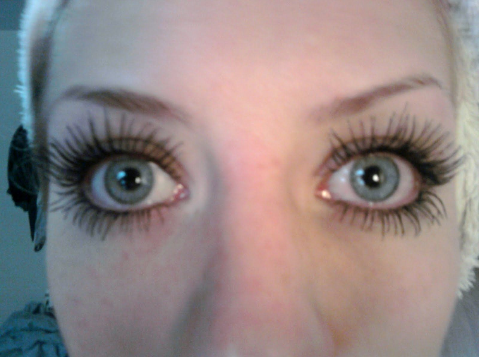 Fashion Beauty Super Thick Eyelashes A Revelation New Years