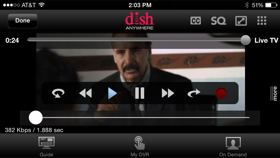 DISH Anywhere Watch Live TV iPhone Live tv, Watch live