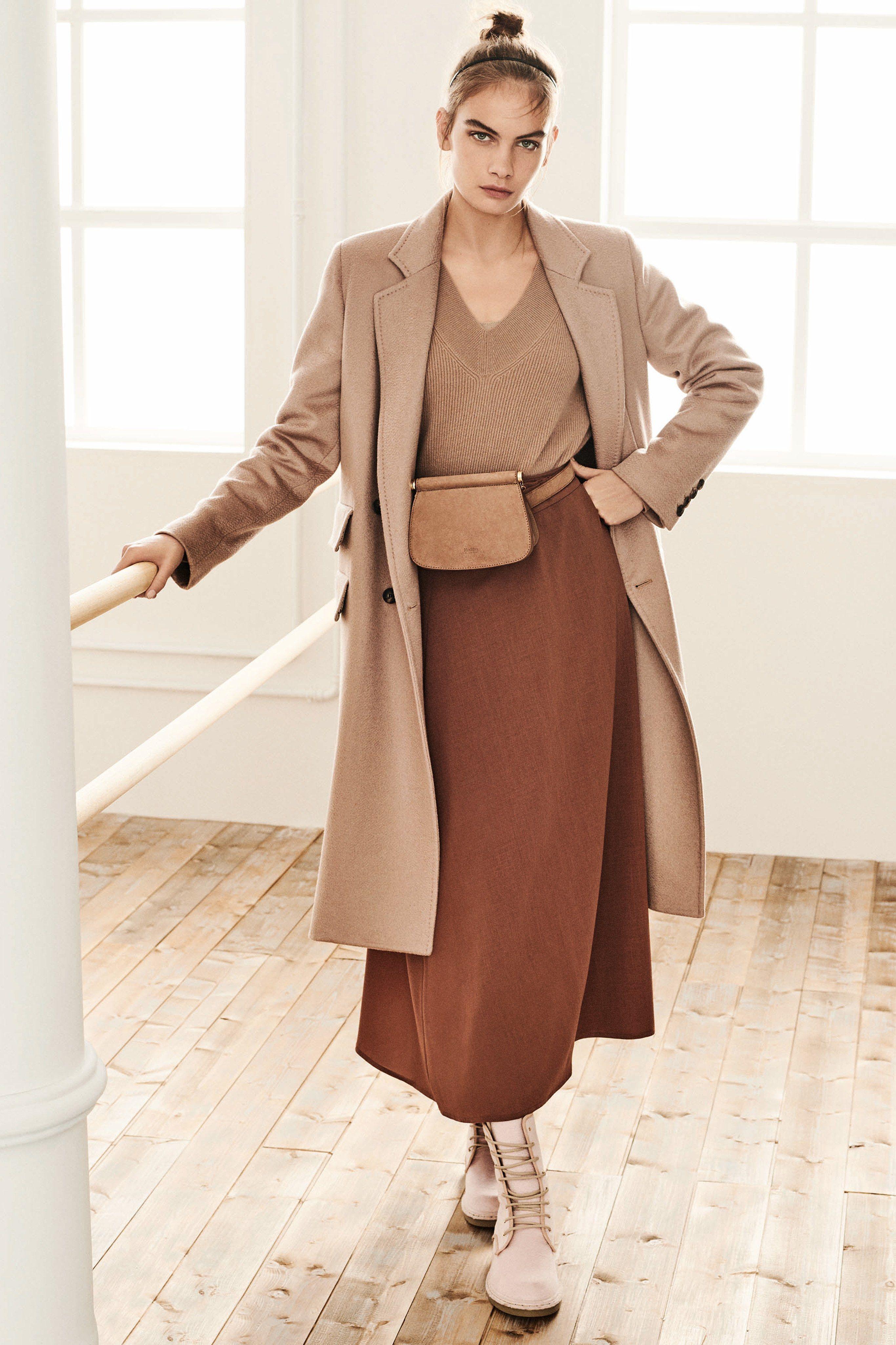 Max Mara Pre Fall 2019 Collection Vogue Fall Fashion Coats Fashion Autumn Fashion