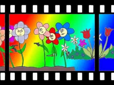 Larcobaleno Canzone Per Bambini Youtube Canti Fine