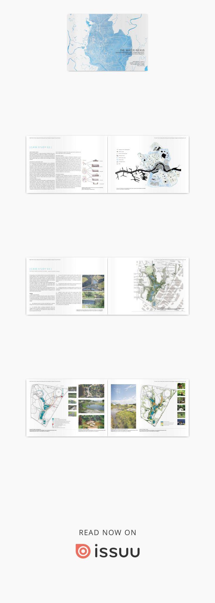 Sakib Mortuza Master Of Landscape Architecture Thesi A Water Sensitive Desi Plan Model Dissertation Pdf