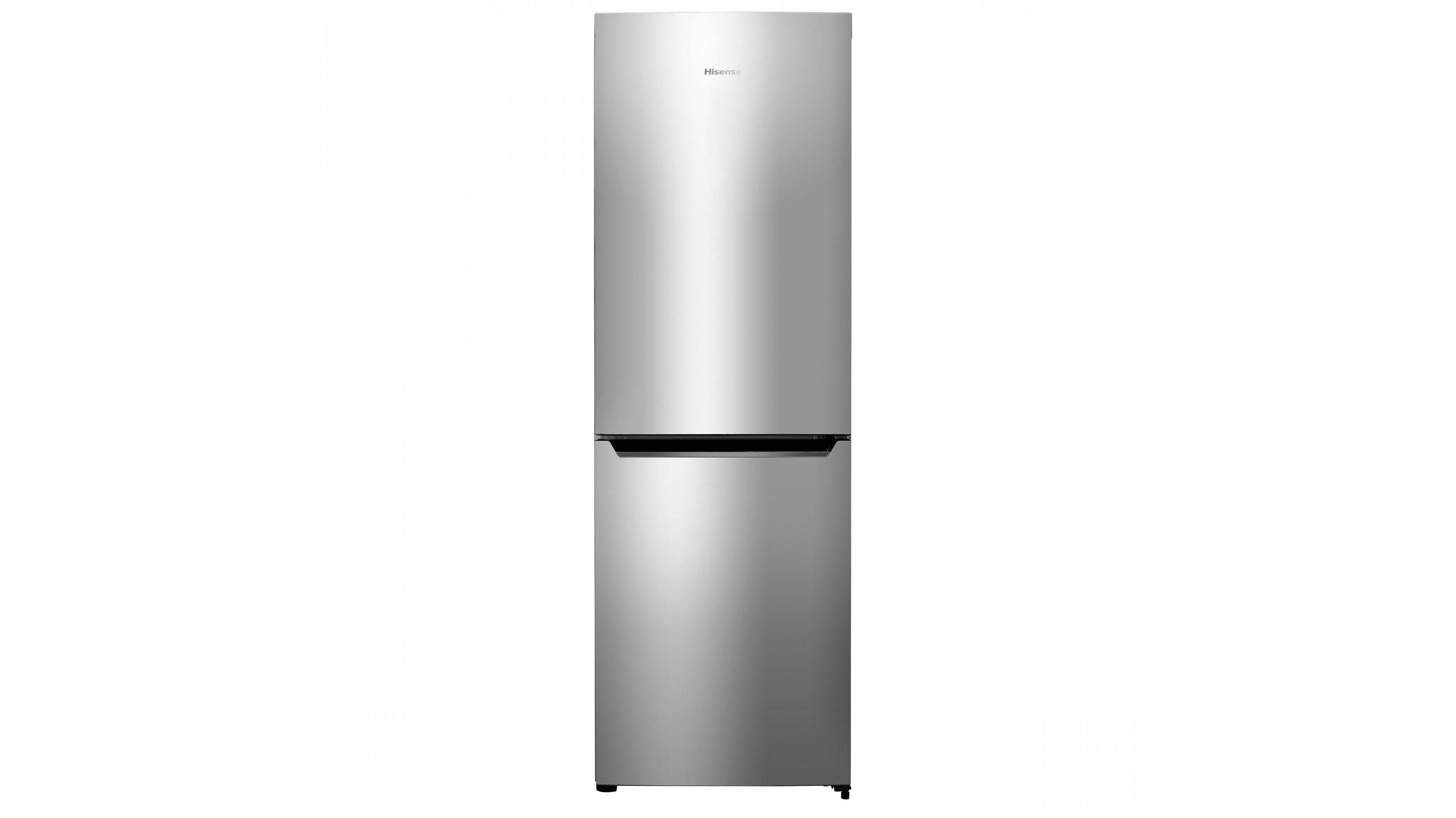 Hisense 320l Bottom Mount Fridge Modern Kitchen Storage Spaces Household