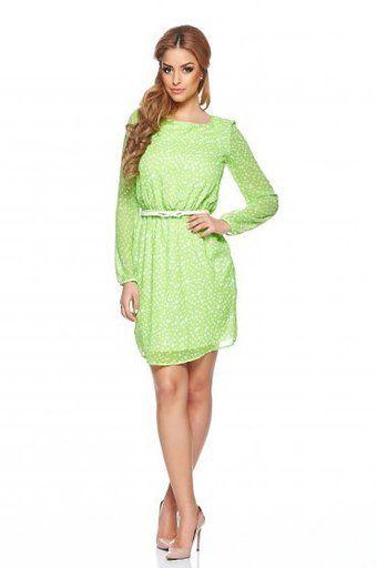 Rochie StarShinerS Attractive Green