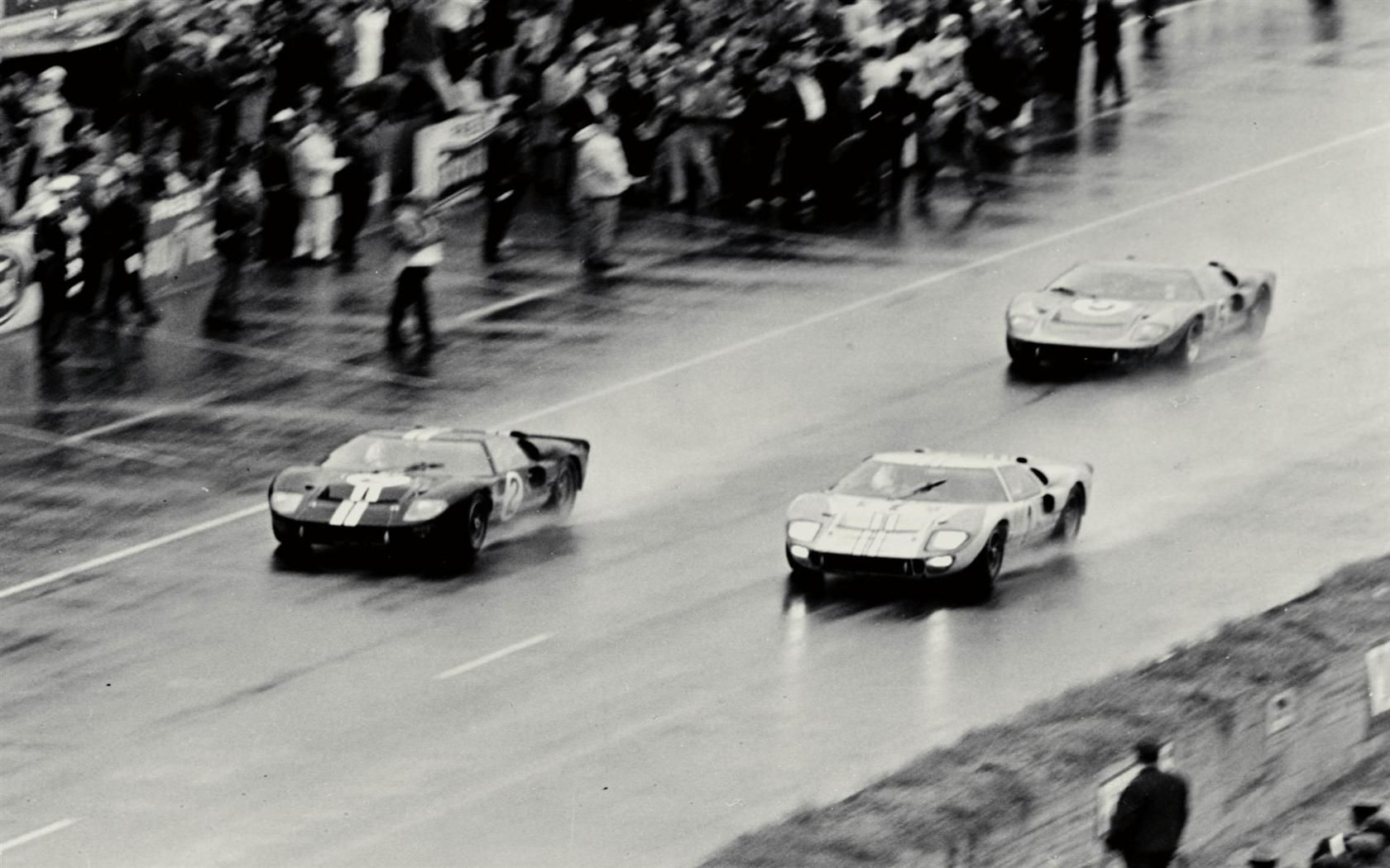1966 Or 2006 Ford Racing Ford Gt40 Ford Gt