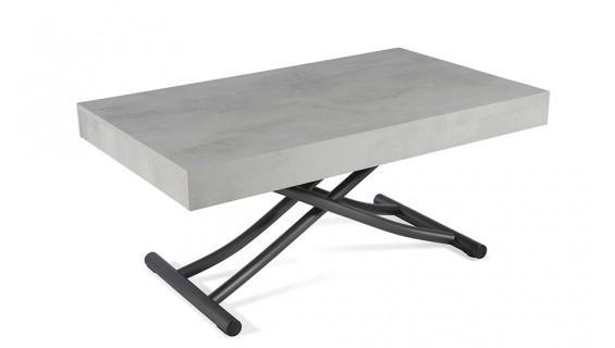 Table Basse Relevable Melange En 2020 Table Basse Table Basse Relevable Table Design Extensible