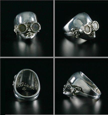 Baby alien jewelry