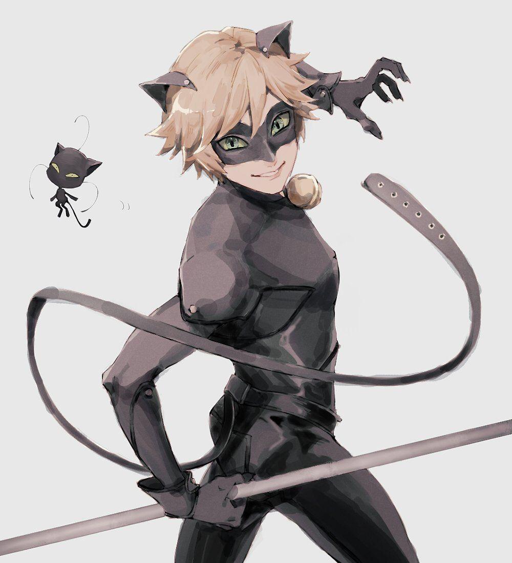 Pin By Emilia M Roman On Chat Noir Cat Noir Fanart Miraculous Ladybug Comic Miraculous Ladybug And Cat Noir