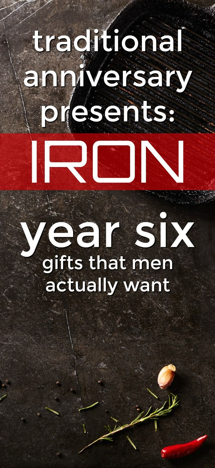 Traditional Iron Sixth Anniversary Gifts For Men 2nd Gift Ideas Him What To Husband Six Year