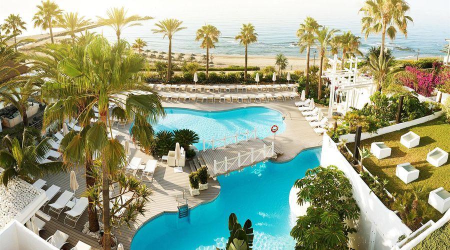 Puente Romano Marbella Luxury Beach Hotel In Malaga Spain