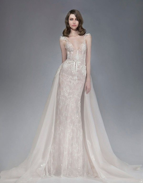 Victoria KyriaKides Bridal Collection 2016 available at Saks 5th Ave ...