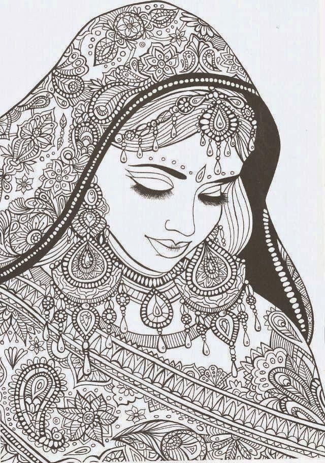 Vidrinhos Preciosos: Bora Jardinar?   çizim   Pinterest   Indian ...