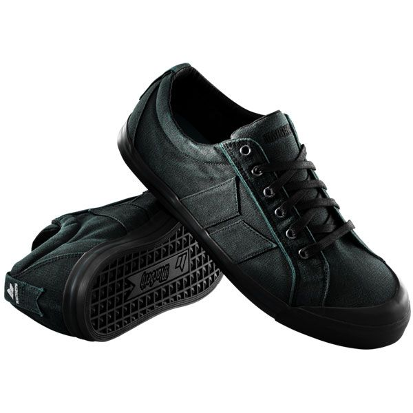 Macbeth Eliot Premium Shoes Black/Marine (Dengan gambar)
