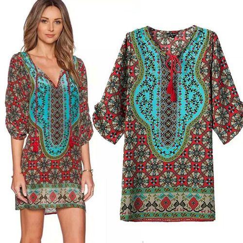 d1b964c27dc1 Aliexpress.com: Comprar Moda mujer Pretty vestidos cortos de playa ...