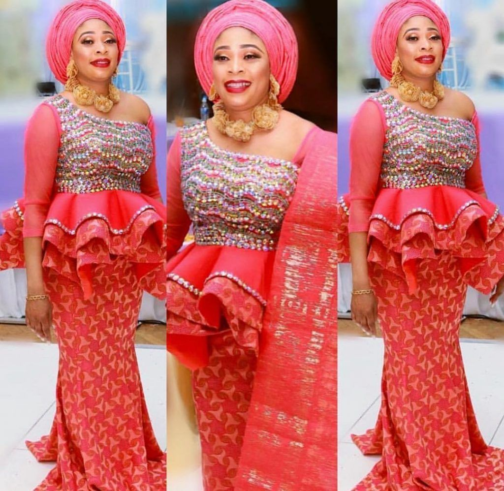 Lace Skirt And Blouse Styles For Owambe   fashionist now   Lace ...