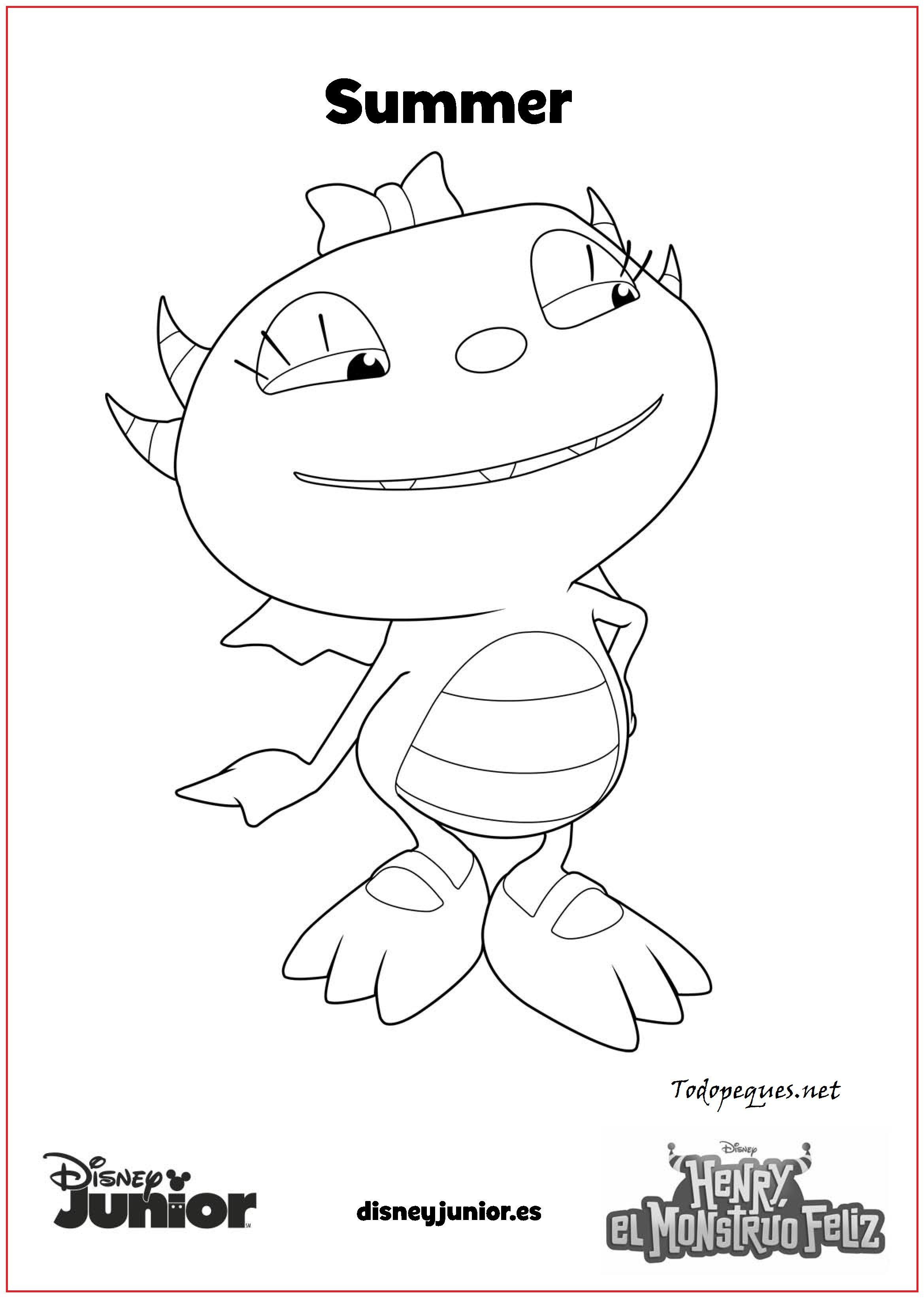 coloring pogo character oddbods fiesta de lucas pinterest