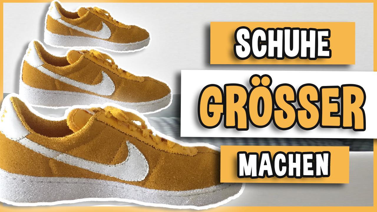 Zu Kleine Schuhe Grosser Machen In 2020 Schuhe Zu Eng Schuhe Sneaker
