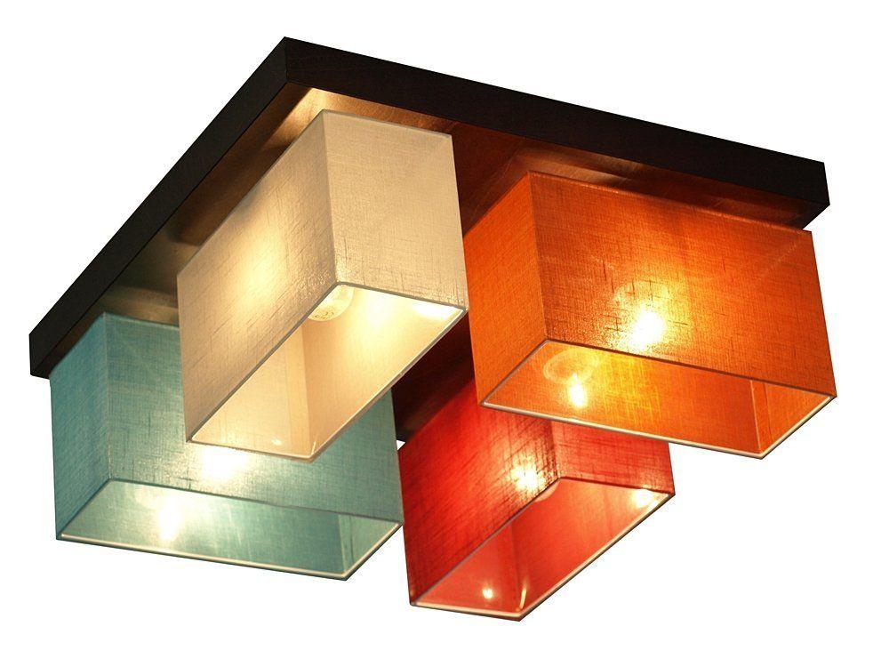 Wero Design Deckenlampe Deckenleuchte Leuchte Lampe Holzlampe Holz Lampenschirmen Vit 001 L Mix Turkis Weinr Einbau Deckenleuchten Gluhbirne Retro Lampenschirm