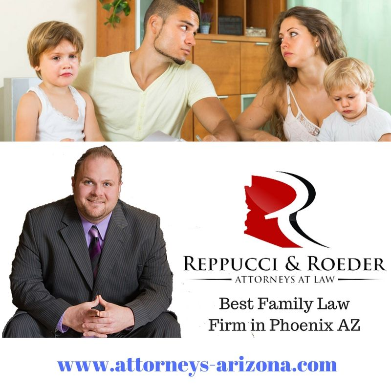 Find the best Family law firm in Phoenix AZ. Reppucci