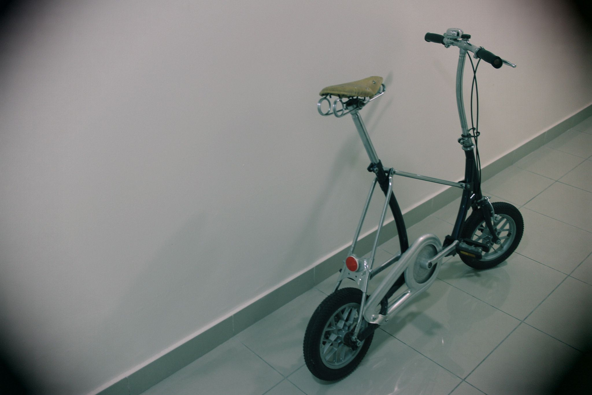 One Touch The Bridgestone Picnica Folding Bicycle And Bicycling
