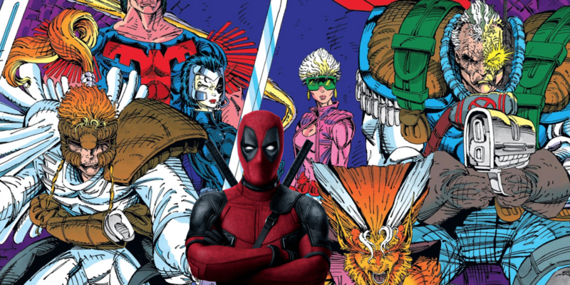 The Extreme 90 S Origins Of Deadpool 2 S X Force With Images Comics Classic Comics Marvel