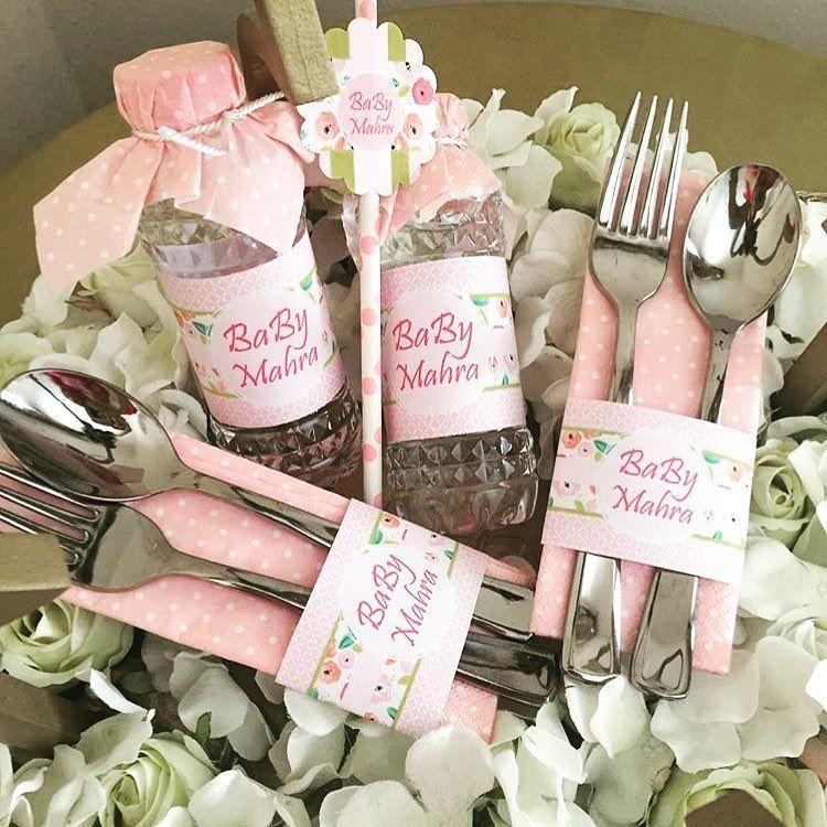 ثيم مواليد للبنات تجهيز للمستشفى كامل توزيعات ثيمات هدايا مواليد Babyshower Baby Girl Baby Girl Baby Shower Flower Frame Balloon Decorations Crafts