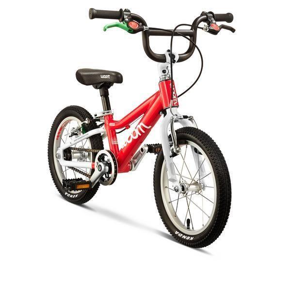 Woom 2 Bicicleta Copii 14 3 5 Ani 95 110 Cm 5 4kg Woom