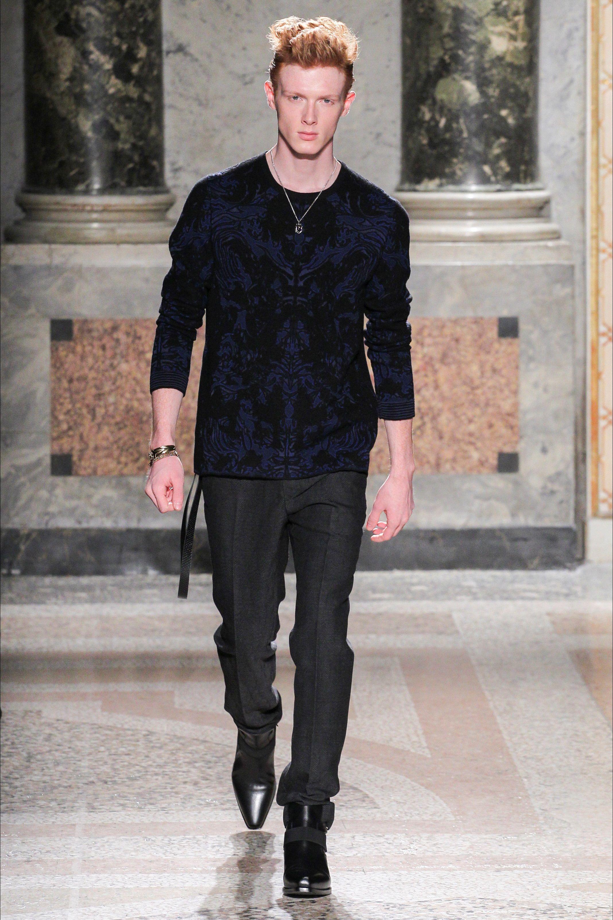 Roberto Cavalli Fall Winter 2015 | Men's Milan Fashion Week