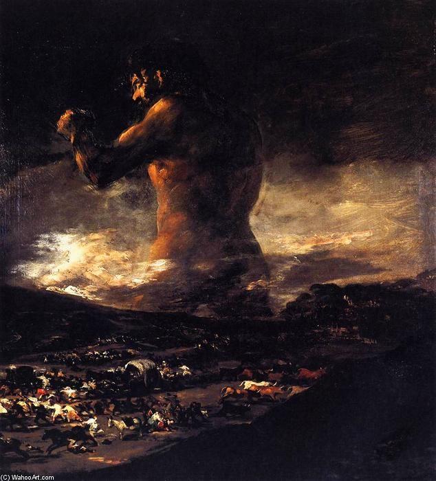 Francisco De Goya Saturn Devouring His Son Francisco Goya